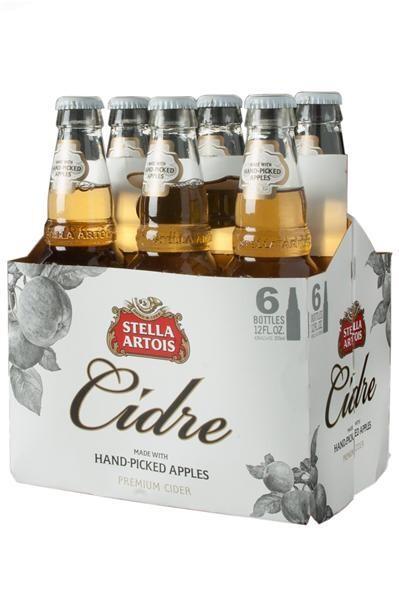Stella Artois Cindre 6pk btl