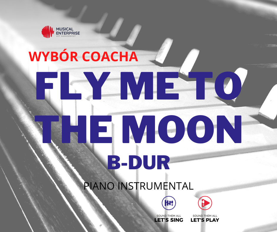 FLY ME TO THE MOON B-DUR