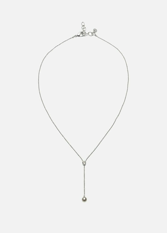 Lovey Halskette | Rhodium