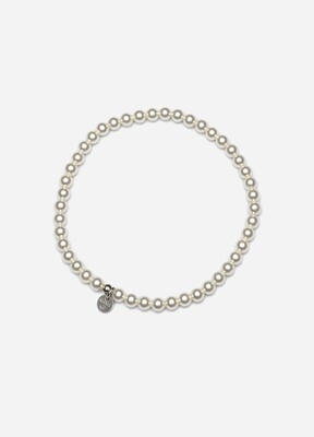 Perlenarmband - 4mm