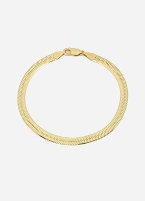Magic Armband | Gold 18,5cm