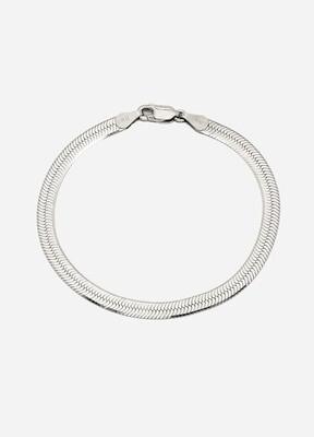 Magic Armband | Rhodium 18,5cm