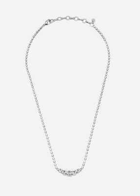 Royal Halskette | Rhodium