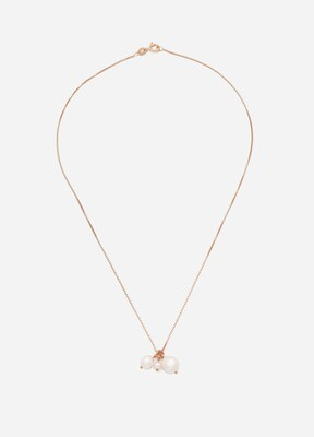 Bibi Halskette | Rose