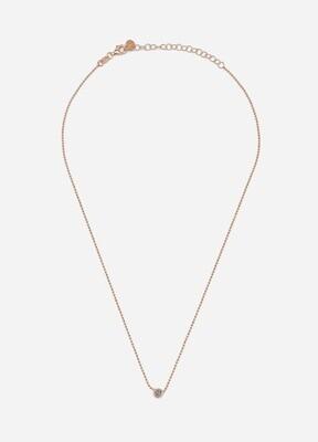 Dainty Halskette | Rose