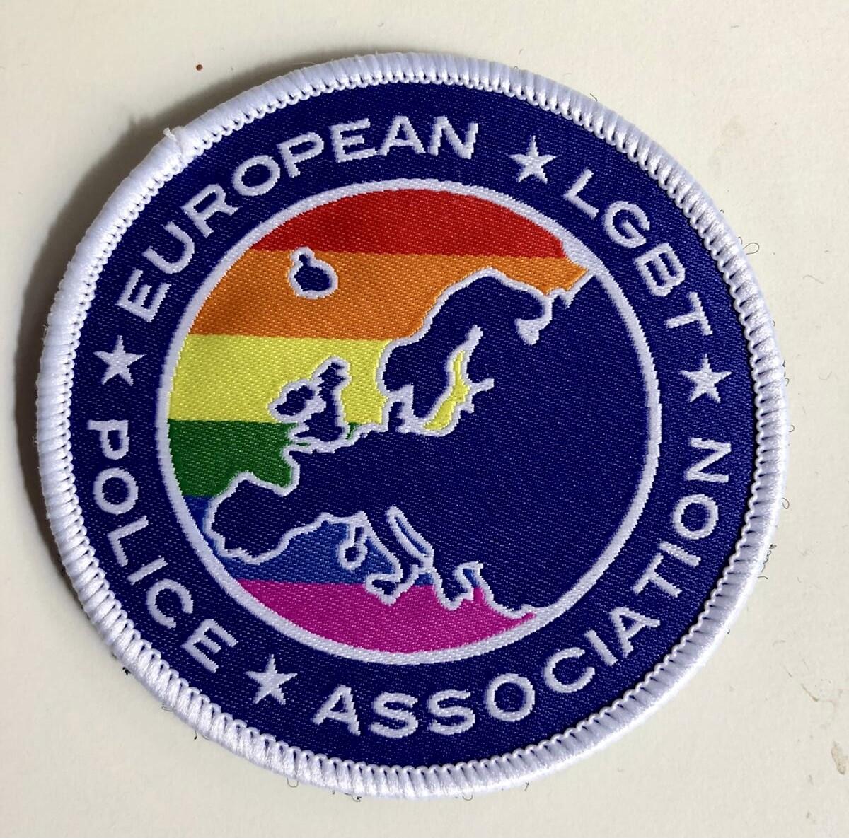 EGPA Patch Badge