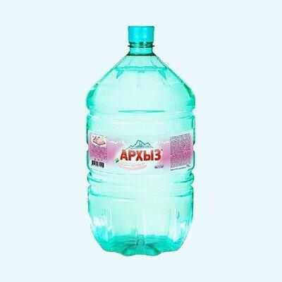 """Вода """"Архыз"""" 19 л"""