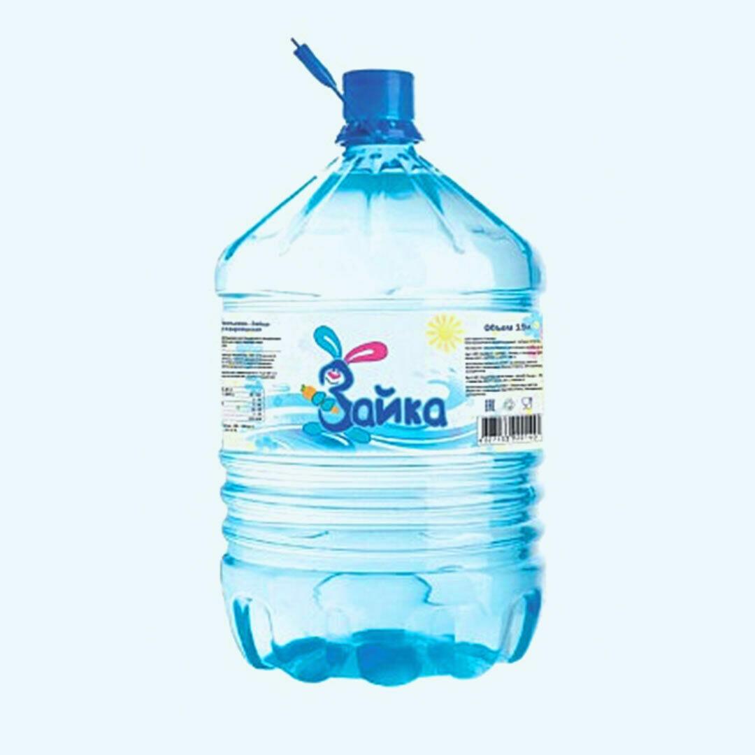 "Вода ""Зайка"" 19 л"