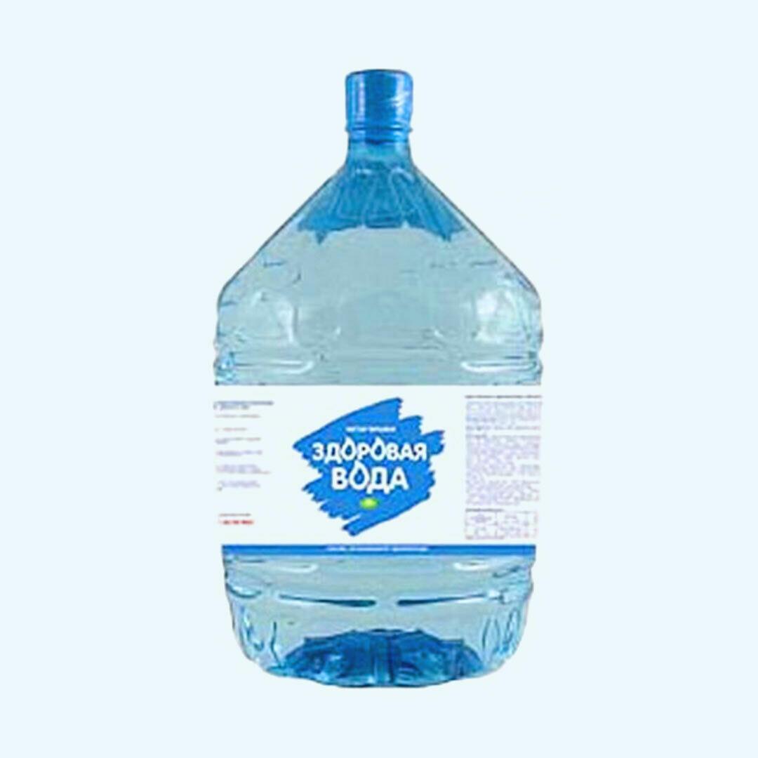 """Вода """"Здоровая вода"""" 19 л"""