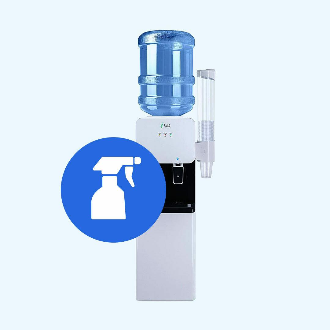 Санобработка кулера для воды