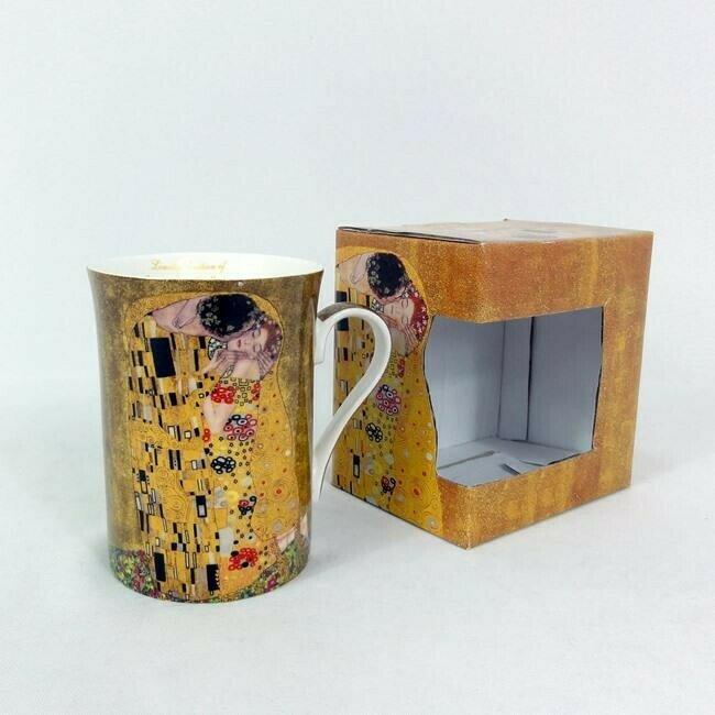 "Krūze ""G.Klimt"" maza 250ml"
