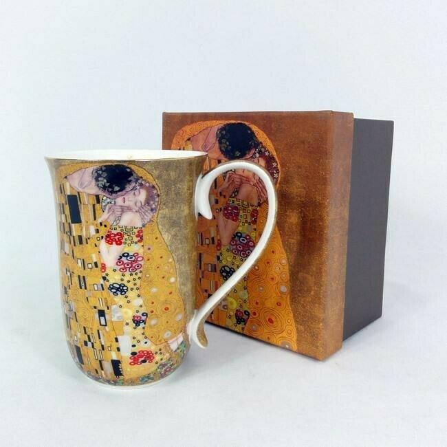 "Krūze ""G.Klimt"" 400ml"