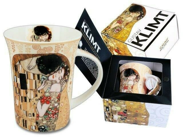 "Krūze ""G. Klimt"" 350ml"