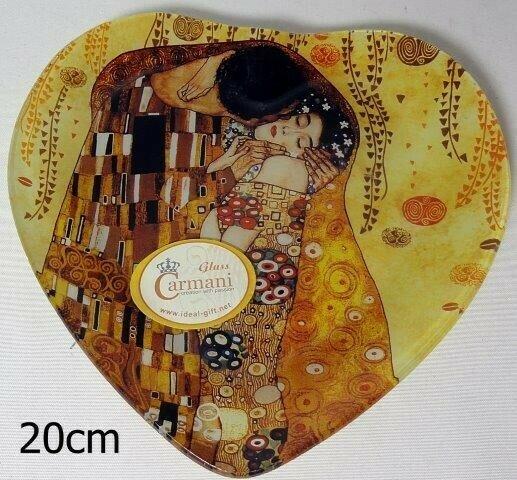"Sirdsformas trauks ""G.Klimt"""