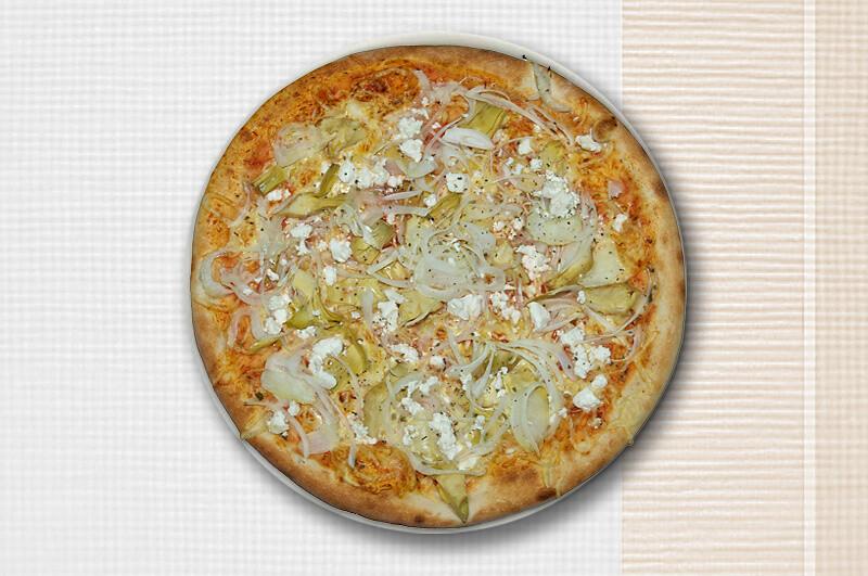 Pizza Carciofini