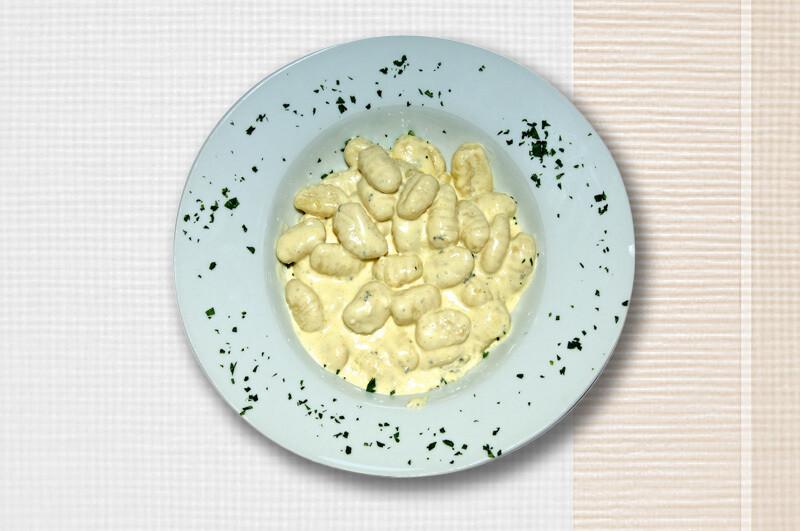 Pasta Alla Dolcelatte