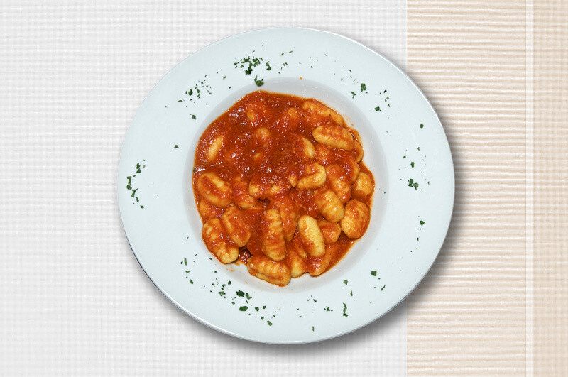 Pasta Alla Napoli