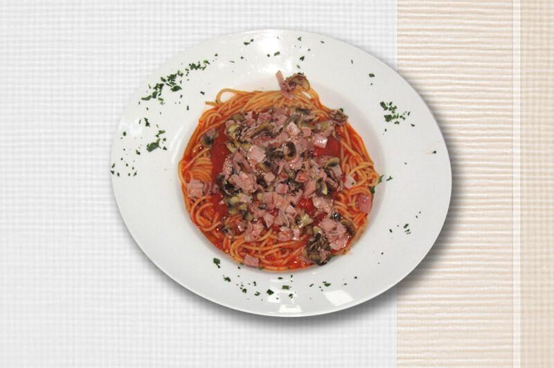 Pasta All' Amatriciana