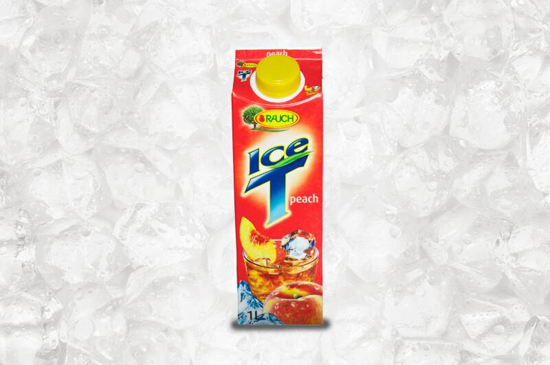 Eistee Pfirsich Liter