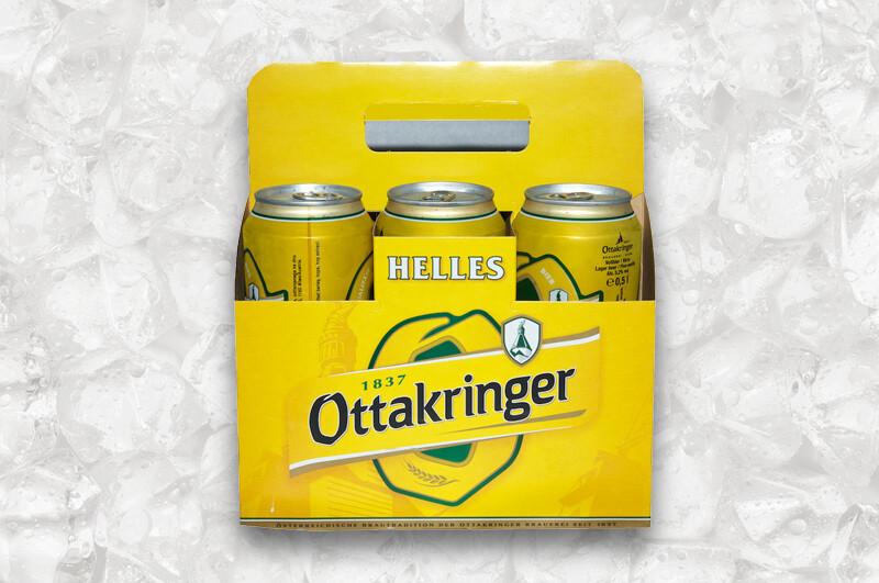 Bier im 6er-Pack