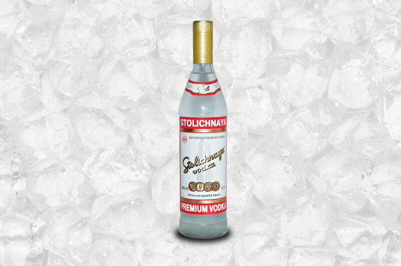 Wodka Stolichnaya