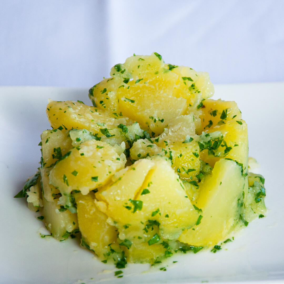 Petersilkartoffel