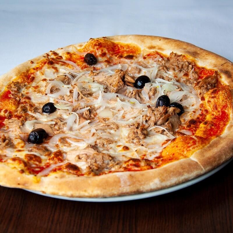 Pizza Tonno