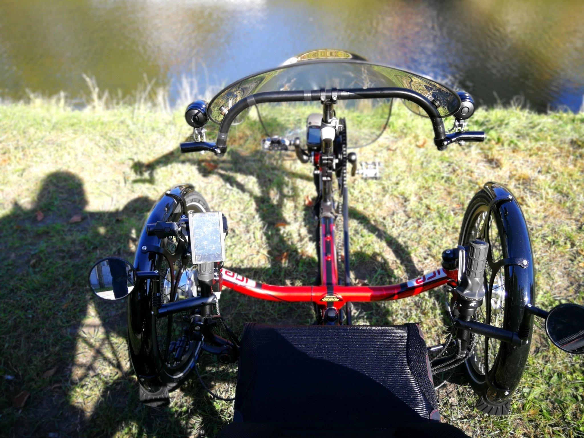 Sprint rs e-trike