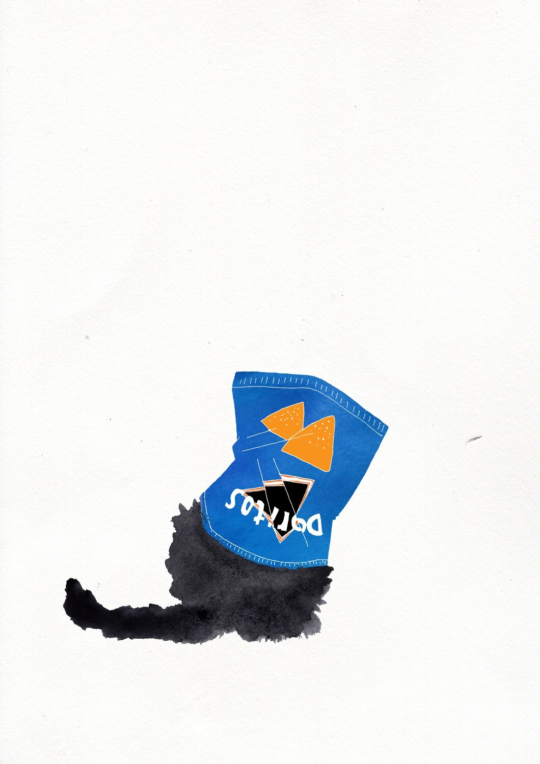 Doritos cat A5