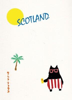 Scotland cat A5