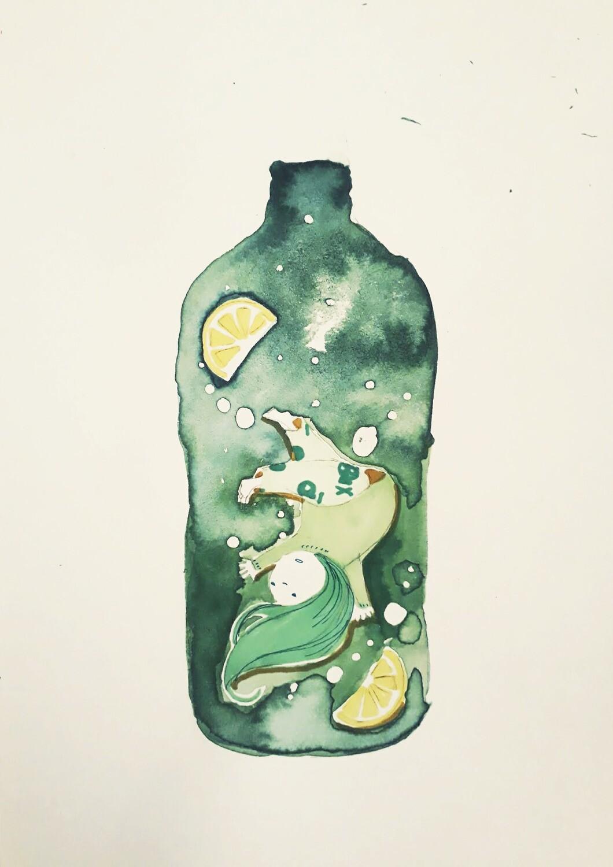Gin Hole A4