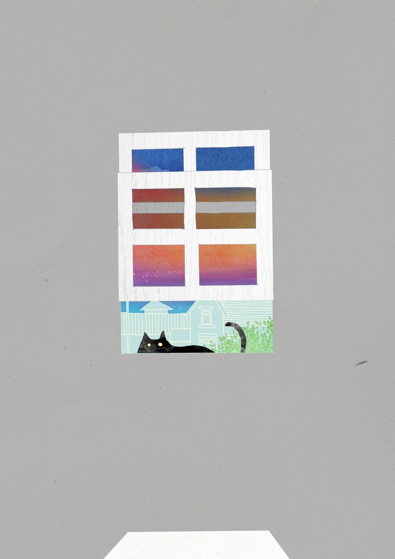 Window peaking cat A5
