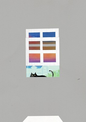 Window peaking cat A5