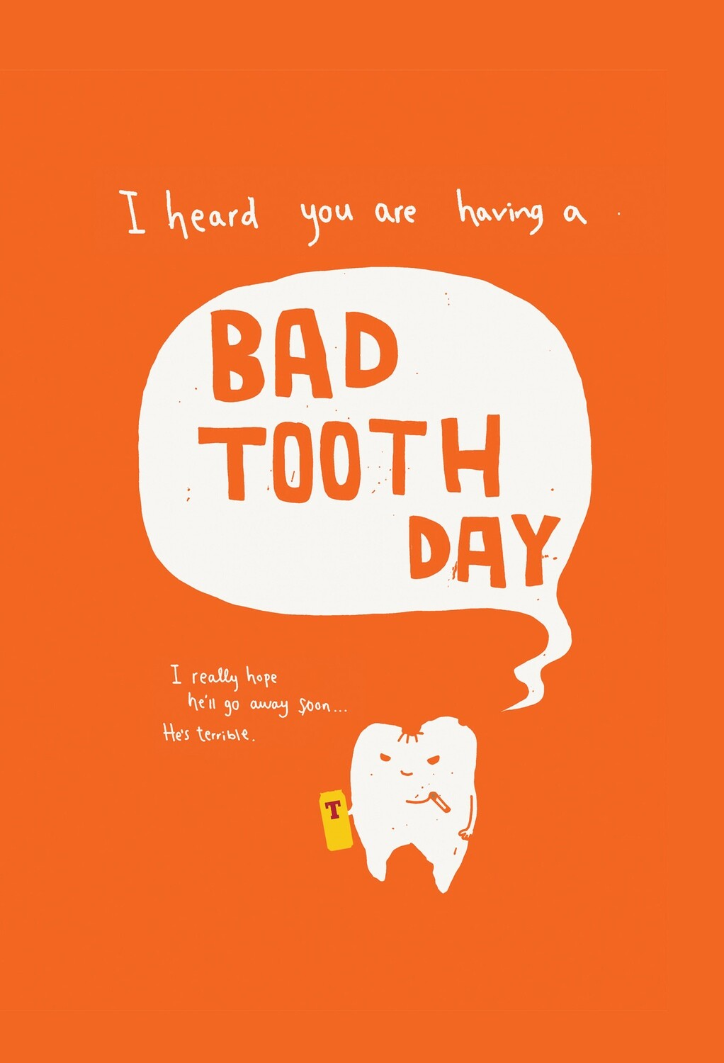Bad Tooth A5