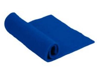 Merino Wool Pre-Felt -- Ocean Blue