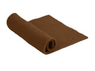 Merino Wool Pre-Felt -- Brown