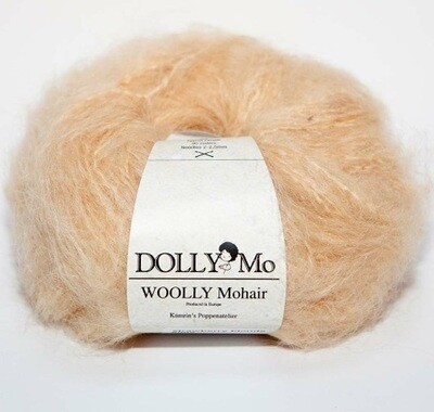 NEW! Dolly Mo Woolly Mohair STRAWBERRY BLONDE