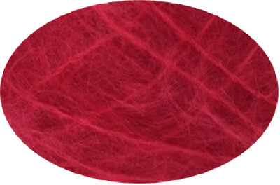 Mohair Yarn -- NEW! Framboise