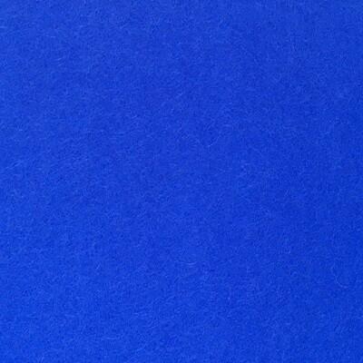 National Nonwoven 100% Wool Felt -- NEW! Royal Blue