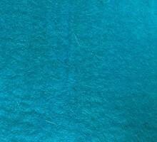 Handmade 100% Wool Felt -- Lake Blue