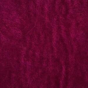 Handmade 100% Wool Felt -- Violet