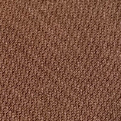 Cotton Knit Waldorf Doll Skin Fabric --Espresso