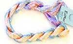 Rayon Floss -- 037 -- Lavender/Sky/Peach