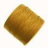 S-LON Superlon Bead Cord -- Gold