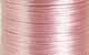 2mm Rat Tail Satin Cord -- Pink