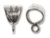 7mm Fancy Sterling Silver Bail -- $8.95