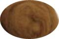 HomeSpun Carded Wool Roving -- Chestnut