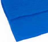 Italian Merino Prefelt -- Blue