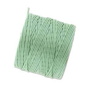 S-LON Superlon Bead Cord -- Mint