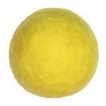 25-30mm Felt Bead -- 24. Yellow